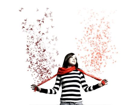 Scatter Away - Ellen Page by timoros6sic6