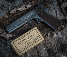 A Hard Ball Player - Union Switch + Signal 1911 A1 by spaxspore