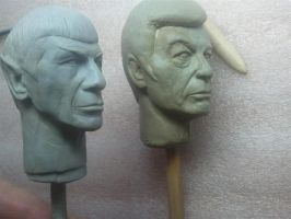 Dr McCoy - Work in progress 2 by DarrenCarnall