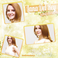 PNG Pack(185) Lana Del Rey by BeautyForeverr