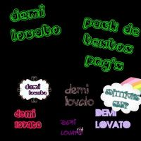 textos png's de demi lovato by edittionsgaby