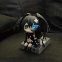 Black rock shooter nendoroid by NEIRU-kUn