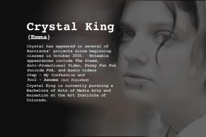 Crystall Bio by thorn911