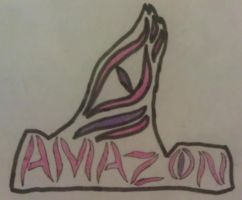 Amazon Riders Logo by A5L