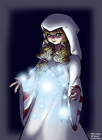 White Mage by kanmi