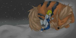 Challenging the Blizzard by XxZetsumeiTokoxX