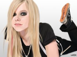 avril lavigne by lc0218