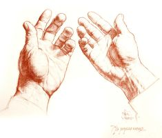 MY OWN HANDS by AbdonJRomero