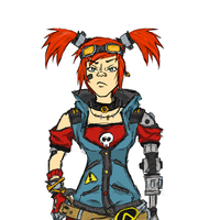 Gaige-Colored by Kristix
