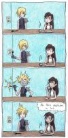 The Secret to Cloud's Hair by Shimmie