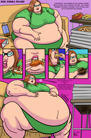 The Pizza Feast by Ray-Norr