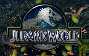 MOVIE FANART: JURASSIC WORLD by CSuk-1T