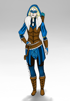 Anais- winter concept by Chloe-The-Great