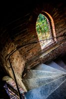 tower stairwell by DanielGliese