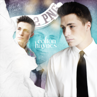 PNG Pack(351) Colton Haynes by BeautyForeverr