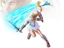SC4 Sophitia....again by raulovsky