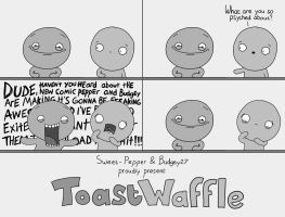 ToastWaffle by ToastWaffle
