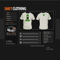 Shift Clothing Template by An1ken