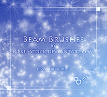 Beam Brushes by K1ku-Stock