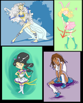 ToT Doodles 01 by It-is-a-circle