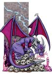 Cynder by JRtheMonsterboy