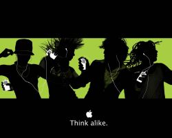 Think Alike by fricna