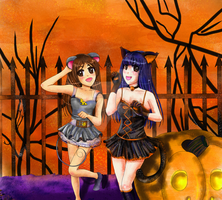 Happy Halloween 2012 by FaithWalkers