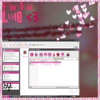 PiinkiiLife Theme for Winrar by KpopTmrzkawaii97