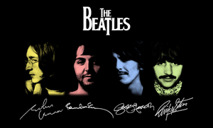 Beatleswallpaper by Pmag1