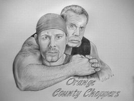 Orange County Choppers by willow1