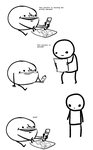 How to deal with being praised. by ShwigityShwonShwei