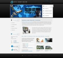 digital security site by ijographicz