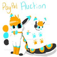 Paypal Auction by starsleeps