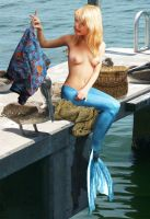 Mermaid Angelique III ~ the mysterious find by sirenabonita