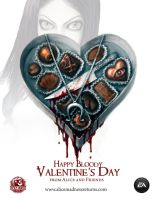 AMR Valentines Day by HyrulesOther09