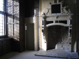 Fireplace I at Bolsover Castle by fourimpromptus