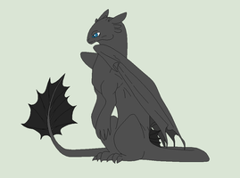 HTTYD Base 14~Nightfury 12~ by Xbox-DS-Gameboy