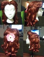 Rosetta Wig by Lil-Kute-Dream