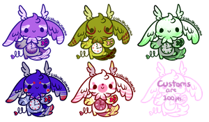 :Time Pups Adoptables(open): by PrePAWSterous
