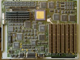 Prosigna motherboard by brujo