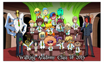 Walking Academy of 2015 by Zeurel