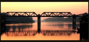 Bridge Over The River Kwai by InnerLife