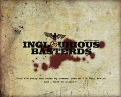 Inglourious Basterds by Li4r
