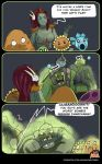 ARAM Adventures: Not part of the Plant by FarahBoom