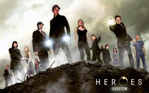 MY FRIENDS......HEROES by commando-kev