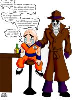 Dragonball: It's not fair by Razmere