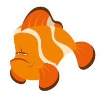 Clownfish, vector, superdieren by Tmvgabel
