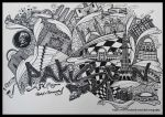 Doodle Pakistan by RabylKhan