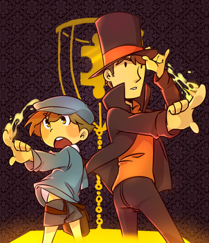 one and only puzzle duo by puketriton