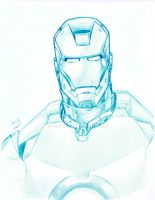 Iron Sketch by sunny615